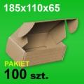 Pudełko F427 185x110x65 P-100 szt.