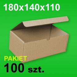 Pudełko F421 180x140x110 P-100 szt.