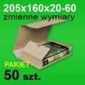 Pudełko Multibox 205x160x60 P-50 szt.