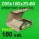 Pudełko Multibox 205x160x60 P-100 szt.