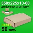 Pudełko Multibox 310x220x60 P-50 szt.