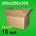 Karton 380x280x300 P-10 szt.