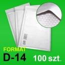Koperta bąbelkowa D14 - 100 szt. 23,50 zł