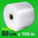 Folia pęcherzykowa 50 cm x 100 m 24,31 zł