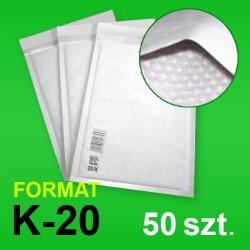 Koperta bąbelkowa K20 - 50 szt.