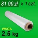 Folia stretch bezb. 2,5 kg - 1 szt.