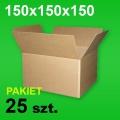 Karton 150x150x150 P-25 szt.