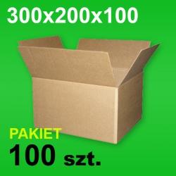 Karton 300x200x100 P-100 szt.