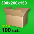 Karton 300x200x150 P-100 szt.
