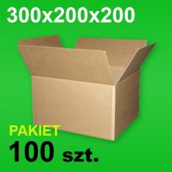 Karton 300x200x200 P-100 szt.