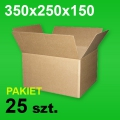 Karton 350x250x150 P-25 szt.