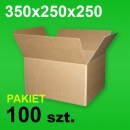 Karton 350x250x250 P-100 szt.