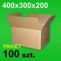Karton 400x300x200 P-100 szt.
