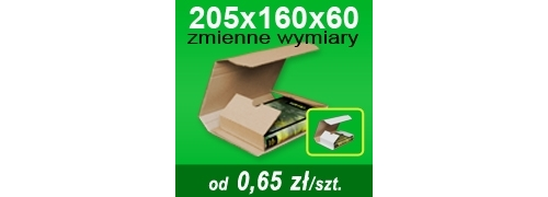 Multibox 205x160x60 mm DVD