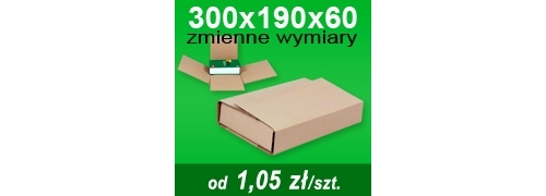 Multibox 300x190x60 mm B5/+